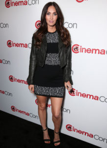 LAS VEGAS, NV - APRIL 11:  Actress Megan Fox attends the CinemaCon 2016 Gala Opening Night Event: Paramount Pictures Highlights its 2016 Summer and Beyond Films at The Colosseum at Caesars Palace during CinemaCon, the official convention of the National Association of Theatre Owners, on April 11, 2016 in Las Vegas, Nevada.  (Photo by Todd Williamson/Getty Images for CinemaCon)