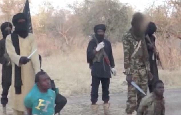 Boko Haram Beheading