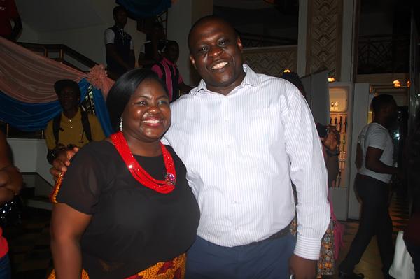 Bola Aduwo & Shaibu-Hussein