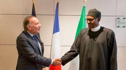 Buhari-businessmen-France-2