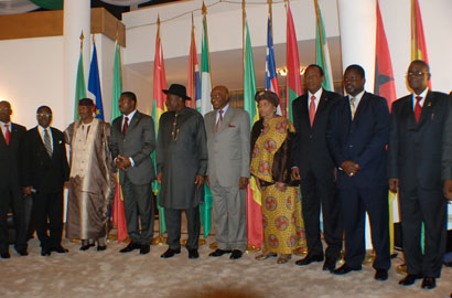 ECOWAS-LEADERS
