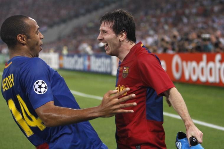 Henry-Messi