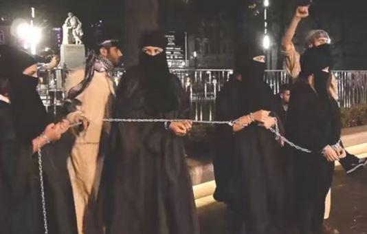 ISIS-Slave Girl