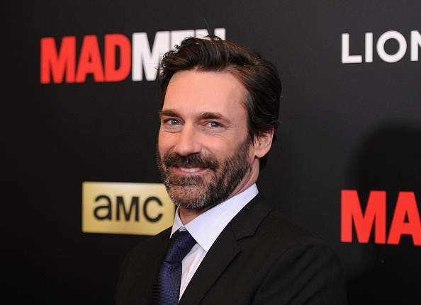 """NEW YORK, NY - MARCH 22:  Actor Jon Hamm attends the """"Mad Men"""" New York special screening at The Museum of Modern Art on March 22, 2015 in New York City.  (Photo by Andrew Toth/FilmMagic)"""
