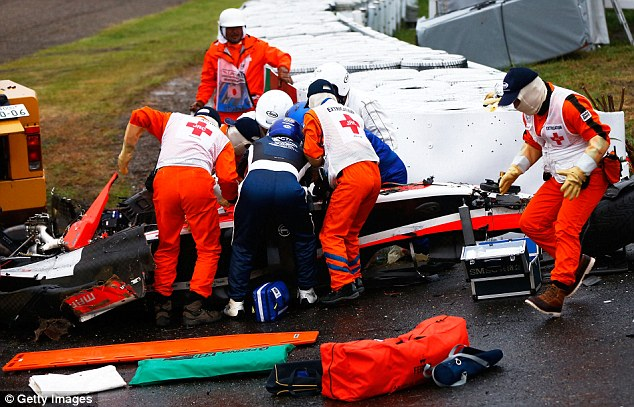 Jules-crash