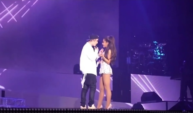 Justin-Bieber-Ariana