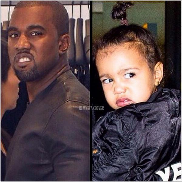 Kanye-West-North-West