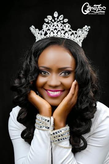 Miss Nollywood Nigeria -1