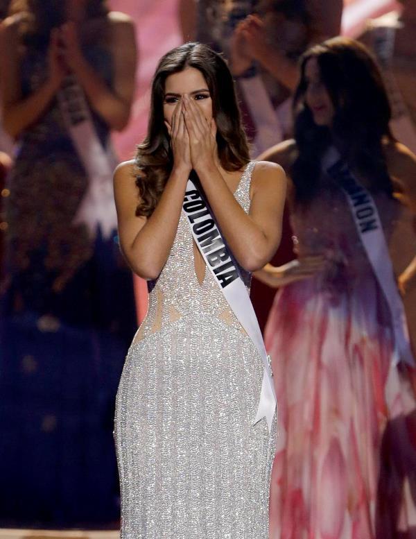 APTOPIX Miss Universe