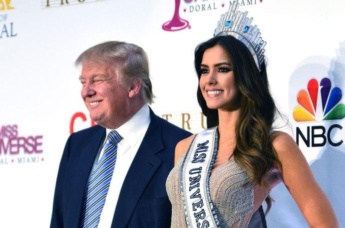 Miss-Universe-2014-Paulina-Vega-against-Donald-Trump