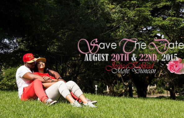 Mofe Duncan Save the Date2