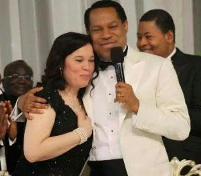 Nigeriacamera-PASTOR-CHRIS-AND-WIFE