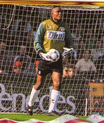 Nigerian-goalkeeper