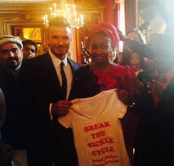 Nkechi-Azinge-and-David-Beckham