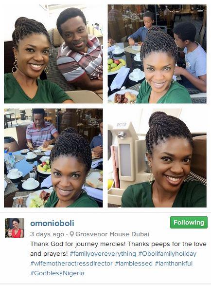 Omoni-Oboli-Easter-Holiday-2