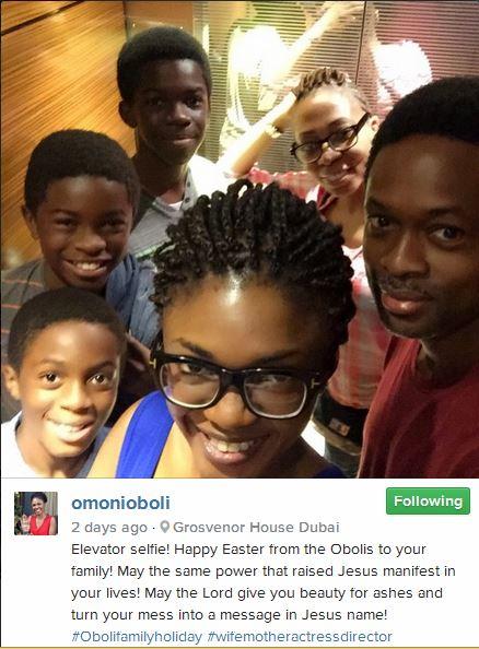 Omoni-Oboli-Easter-Holiday-3