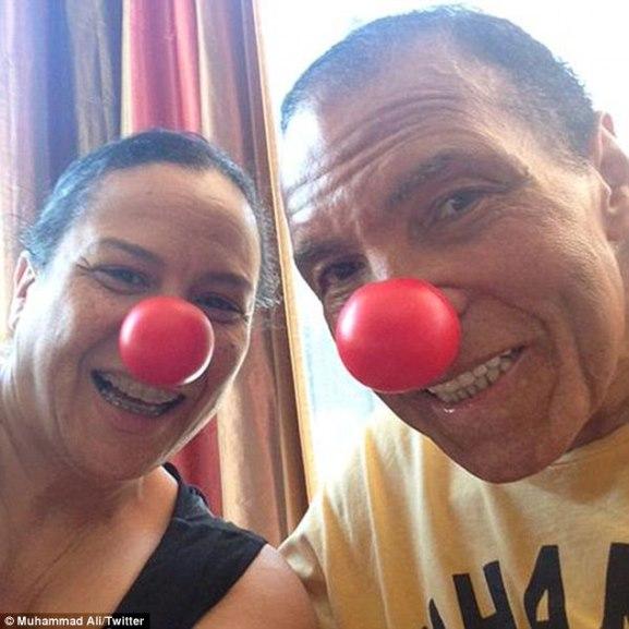 Red Nose Muhammad Ali