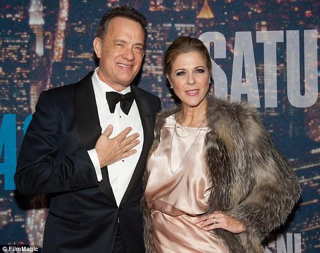 Tom Hank's Wife