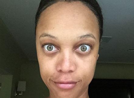Tyra-Banks-makeup free