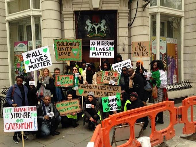 UK Baga Protest-2