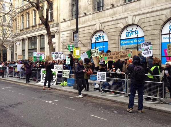 UK Baga Protest-3