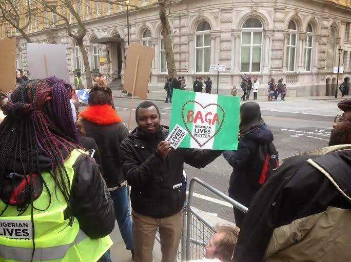UK Baga Protest-5