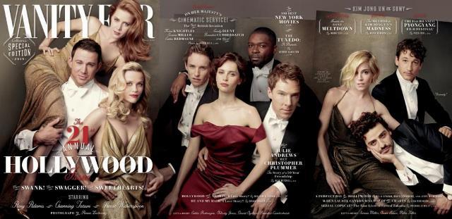 Vanity Fair HollywoodCover