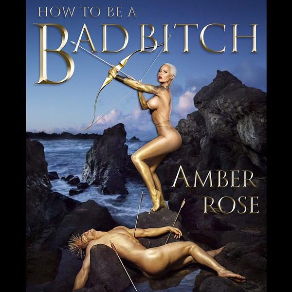 amber-rose-book