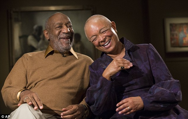 cosby and wife