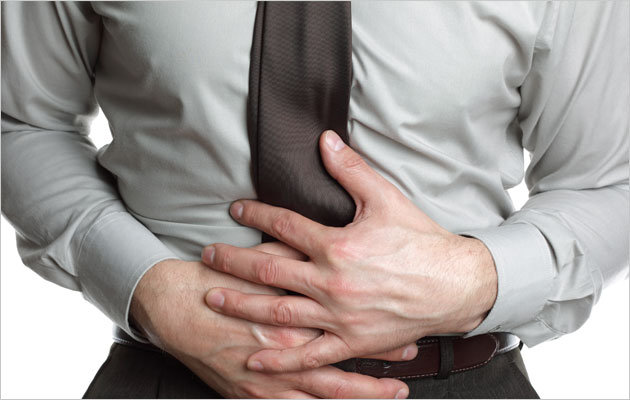 man-stomach-ache