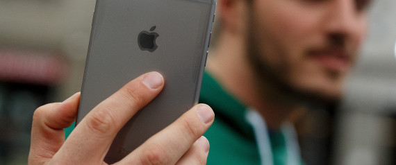 Apple Inc. Launches iPhone 6 And iPhone 6 Plus Smartphones In Madrid