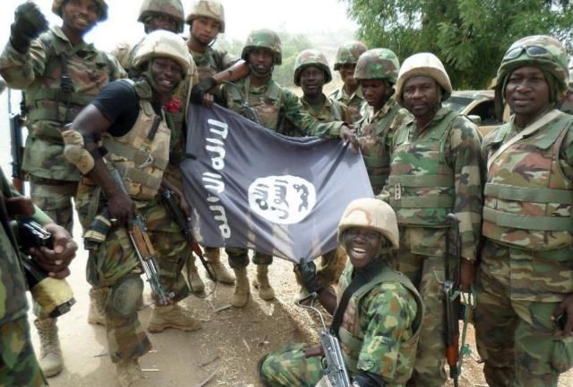 nigeriantroops