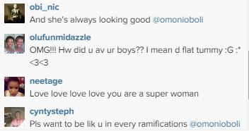 omoni-compliments