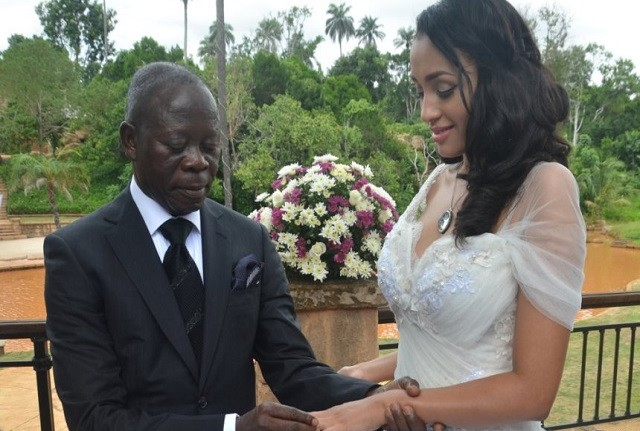 oshiomole-and-bride