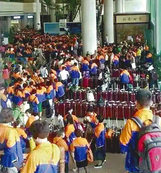 Massive Company Holidays In Thailand