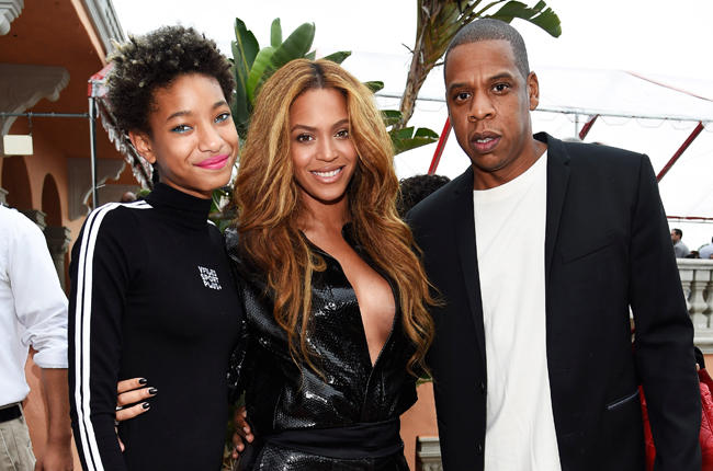willow-smith-beyonce-jay-z-roc-nation-grammy-party